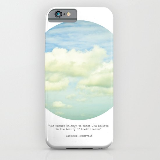 The beauty of the dreams iPhone & iPod Case