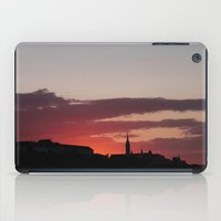 Sunset  - JUSTART © iPad Case