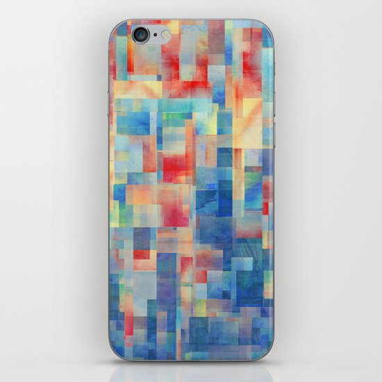 Long Division (Torrent Remix) iPhone & iPod Skin