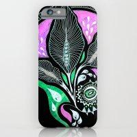 Pink Bloom iPhone 6 Slim Case