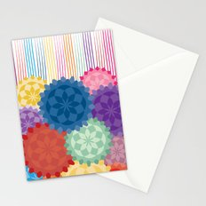Between The Flowers Stationery Cards