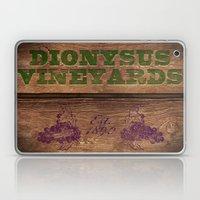 Dionysus Vineyards Laptop & iPad Skin