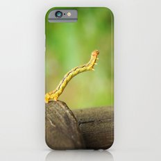 Just a little bit funny worm photography iPhone 6 Slim Case