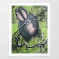 Mouse Art Print