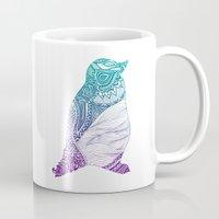 Duotone Penguin Mug