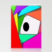 The Eyeball Stationery Cards