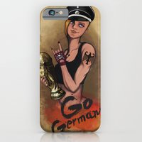 iPhone & iPod Case featuring Go Germany! by happiestfung