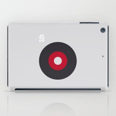 45 RPM iPad Case