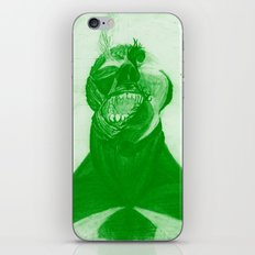 Spawn's Agony iPhone & iPod Skin