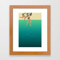 Sum Framed Art Print