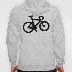 Bikes Pattern Hoody
