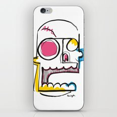 Skull iPhone & iPod Skin