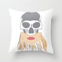 X-Rays Throw Pillow