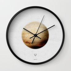 Element: Earth Wall Clock
