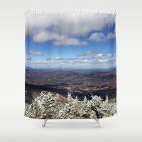 Killington View Shower Curtain