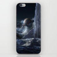Ice City iPhone & iPod Skin