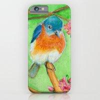 Bluebirds iPhone 6 Slim Case