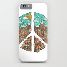 Peaceful Landscape iPhone 6 Slim Case