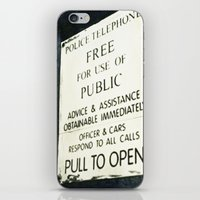 Doctor Who: PULL TO OPEN… iPhone & iPod Skin