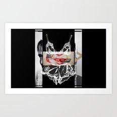 ROUGHKut#082116 Art Print