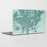 Glass MG Laptop & iPad Skin