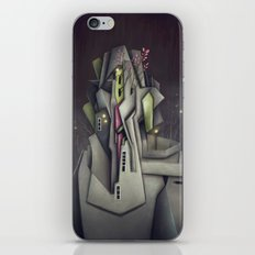 Fog Collar iPhone & iPod Skin