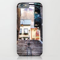 iPhone & iPod Case featuring Old Quebec City by Olivier P.