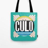 Culo Tote Bag