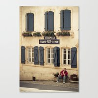 Rodemack Canvas Print