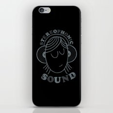 Stereophonic Sound iPhone & iPod Skin
