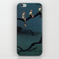 VULTURES iPhone & iPod Skin