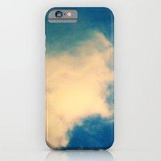 The Blue Sky Clouds iPhone 6 Slim Case
