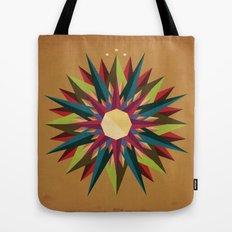 Half Circle Stars Tote Bag