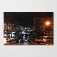 Cables II Canvas Print