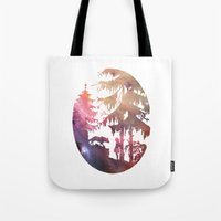 Implore Tote Bag