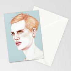 Boy Bruised Stationery Cards