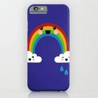 Rainbow Cuteness iPhone 6 Slim Case