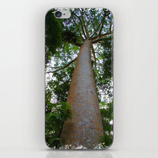not just another tree iPhone & iPod Skin