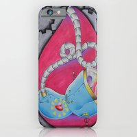 Conception Of A Robot iPhone 6 Slim Case