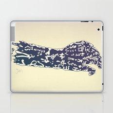 Bonebreathing III Laptop & iPad Skin