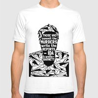 Sandra Bland - Black Lives Matter - Series - Black Voices Mens Fitted Tee White SMALL