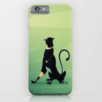 iPhone & iPod Case featuring Sabre by Francesco Malin