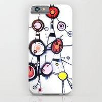iPhone & iPod Case featuring I'm Lost in my World Wide Web by SheThinksinColors
