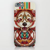 Red Panda By Giulio Ross… iPhone 6 Slim Case