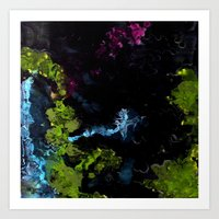 Abstract #39 Art Print