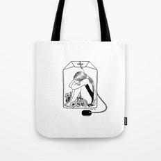 Lady Grey Tea Tote Bag