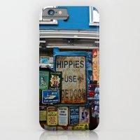 Hippies Use The Side Door iPhone 6 Slim Case