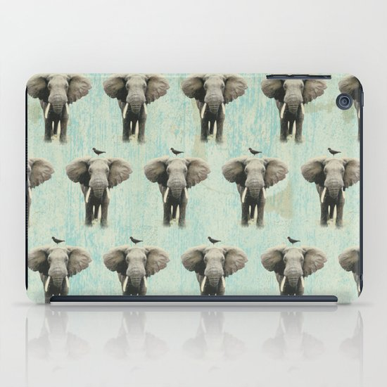 friends for life wall paper iPad Case