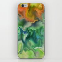Movement Of The Natural … iPhone & iPod Skin