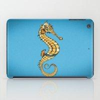 Seahorse iPad Case